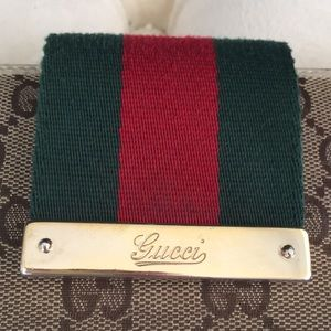 Gucci Bags - Authentic Gucci Continental Logo Wallet